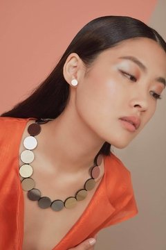 New In! Collar Kaia Circles Small - Iskin Sisters