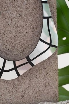 New In! Collar Ipanema Metallic - Rio Collection by Iskin Sisters en internet