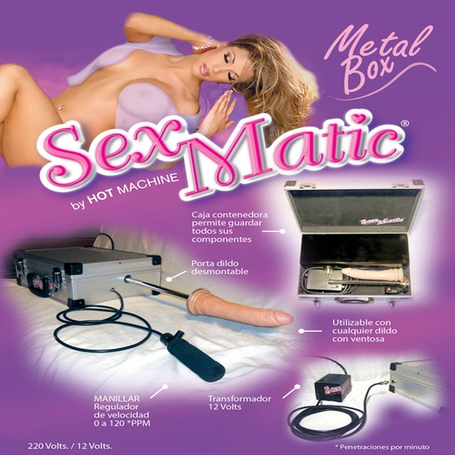 Hot Machine Sex Matic Box - comprar online