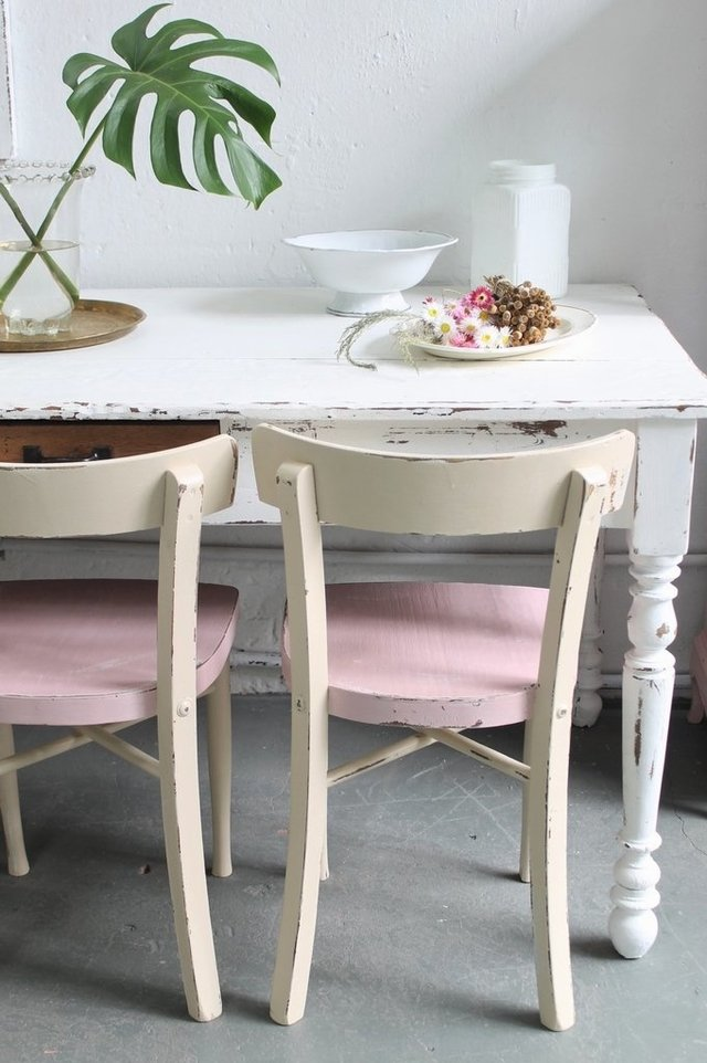 Sillas Thonet bar pink en internet