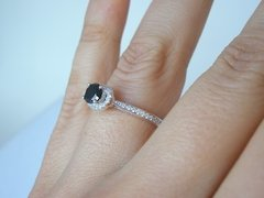 Anillo Maybe- Plata - Leona