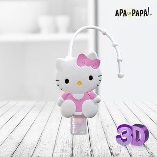 Sanitizante Holder Kitty 3D