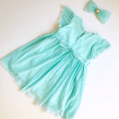 VESTIDO ÁMBAR AQUA on internet