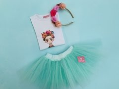 KIT FRIDA MANGA LARGA - Princess tutu