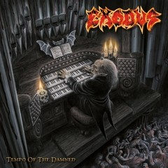 EXODUS - tempo of the damned - CD