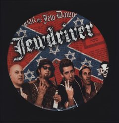 JEWDRIVER / JESUS SKINS - Split Picture Disc LP