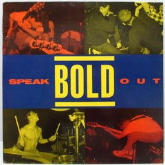 BOLD – speak out – LP