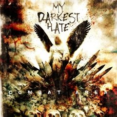 MY DARKEST HATE – combat área – CD