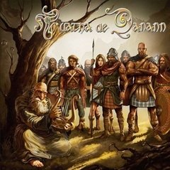 TUATHA DE DANANN - same - Digipack CD