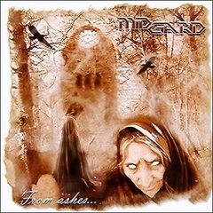 MIDGARD – from ashes – CD