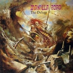 MANILLA ROAD - the deluge - CD
