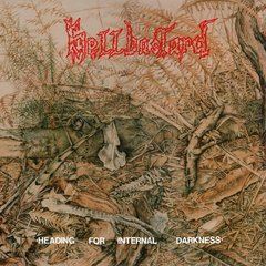 HELLBASTARD – heading for internal darkness – LP
