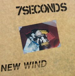 7 SECONDS – new wind – LP