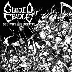 GUIDED CRADLE - you will not survive - LP