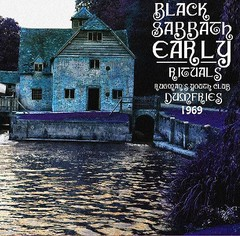 BLACK SABBATH - early rituals - CD