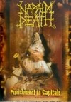 NAPALM DEATH - Punishment in capitals - DVD Importado Europeu!