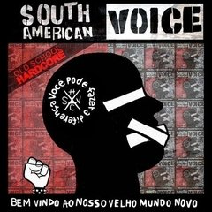 S.A.V. - south american voice - CD
