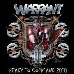 WARRANT – ready to command 2010 – CD