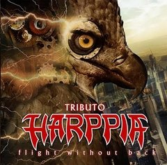 "R55-001 - V/A ""Flight without back"" - Tributo ao Harppia - CD"