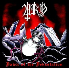 Urn ‎– Dawn Of The Devastation - cd - importado!