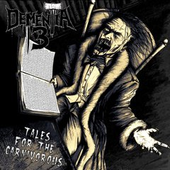 Dementia 13 ‎– Tales For The Carnivorous - CD ( Importado )
