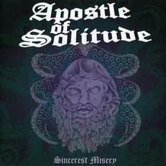 APOSTLE OF SOLITUDE – sincerest misery – Duplo LP