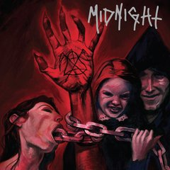 MIDNIGHT – no mercy for mayhem – LP + Poster