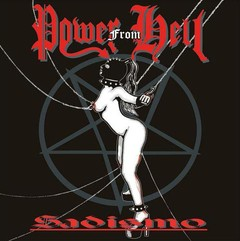 POWER FROM HELL - sadismo - LP