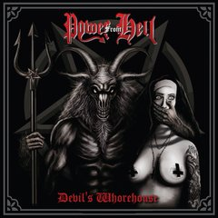 POWER FROM HELL - devil´s whorehouse – CD