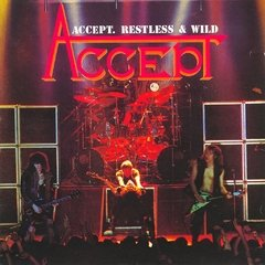 ACCEPT – restless and wild – LP