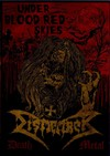 Dismember ‎– Under Blood Red Skies - Duplo DVD