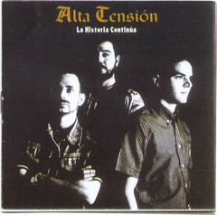 ALTA TENSION - la historia continua - CD