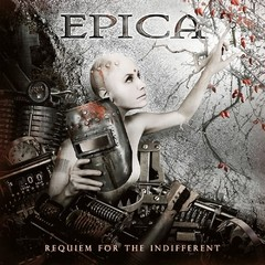 EPICA - requiem for the indifferent - Digipack CD