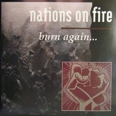 NATIONS ON FIRE - burn again - 12""