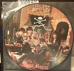 RUNNING WILD – port royal – Picture Disc LP – Rarissimo!