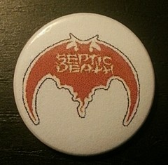 SEPTIC DEATH - bat
