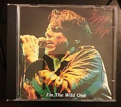 Iggy Pop - I´m the wild one - CD ( Importado )