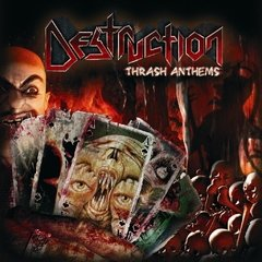 DESTRUCTION – thrash anthems – CD