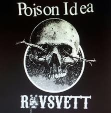 POISON IDEA / ROVSVETT – Split EP