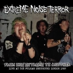 EXTREME NOISE TERROR - from one extreme to another - LP