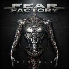 FEAR FACTORY - genexus - CD
