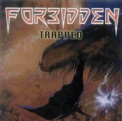 FORBIDDEN - trapped - CD