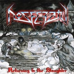 NOSFERATU – returning to the slaughter – CD