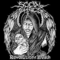 SOCIAL CHAOS - revolution breath - CD
