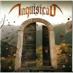 INQUISIÇÃO - next door hill - CD