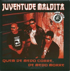 JUVENTUDE MALDITA / FINAL FIGHT - Split CD