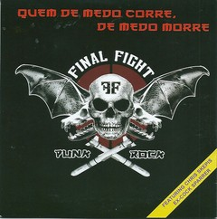 JUVENTUDE MALDITA / FINAL FIGHT - Split CD - comprar online