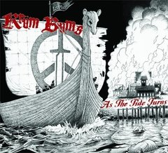 KRUM BUMS - as the tide turns - Digipack CD