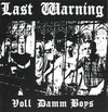 LAST WARNING - voll damm boys - CD