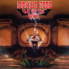 MANILLA ROAD - out of the abyss - CD